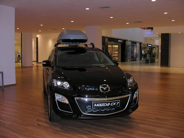 Test drive Mazda CX-7 Oradea #1