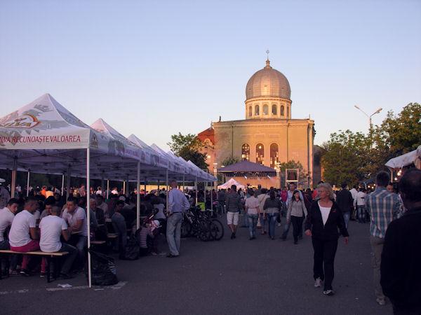 Imagini de la evenimentul Zilei Europei, Oradea, 9 mai 2012 #4