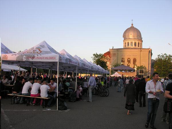 Imagini de la evenimentul Zilei Europei, Oradea, 9 mai 2012 #5