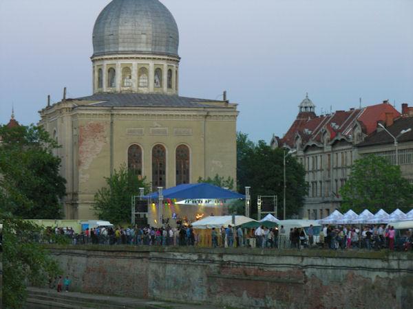Imagini de la evenimentul Zilei Europei, Oradea, 9 mai 2012 #6
