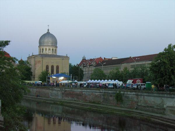 Imagini de la evenimentul Zilei Europei, Oradea, 9 mai 2012 #8