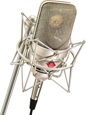 Differences between a condenser and dynamic microphone #1