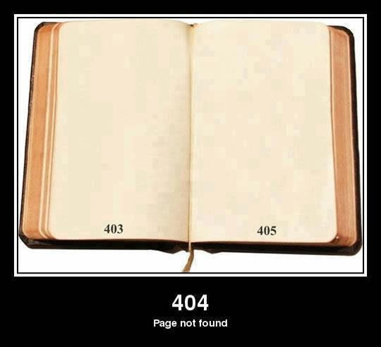 The value of 404 (not found) error page #1