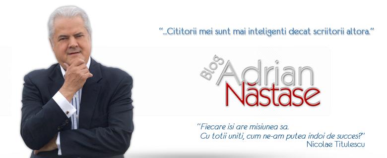 Adrian Năstase şi blogului său gratuit de pe wordpress #1