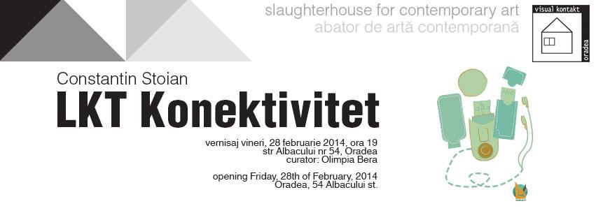 LKT Konektivitet, expoziţie Constantin Stoian la Visual Kontakt #1