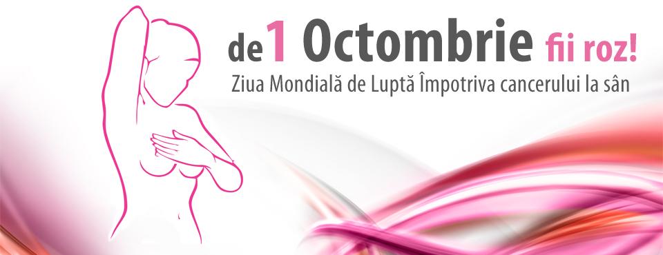 Ziua mondială de luptă împotriva cancerului la sîn #1