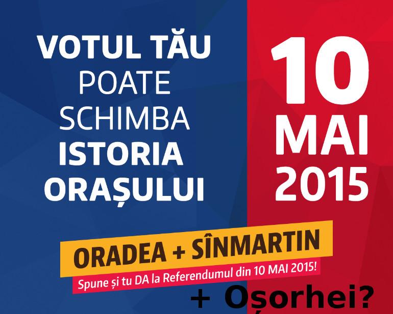 #Oradea plus Sînmartin plus Oşorhei? #1