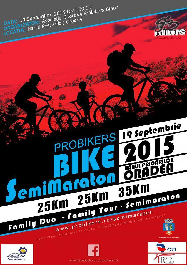Semimaraton Probikers, septembrie 2015 #1