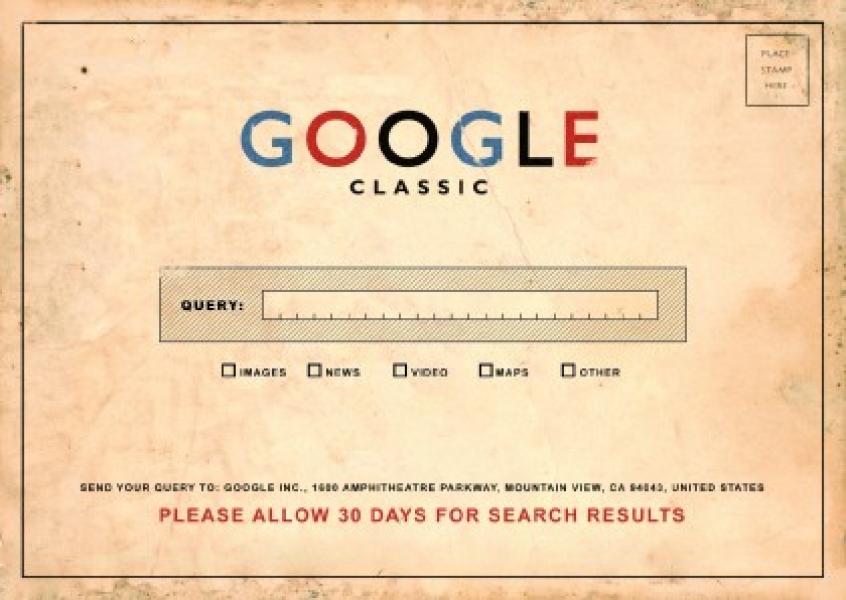 Google clasic #1